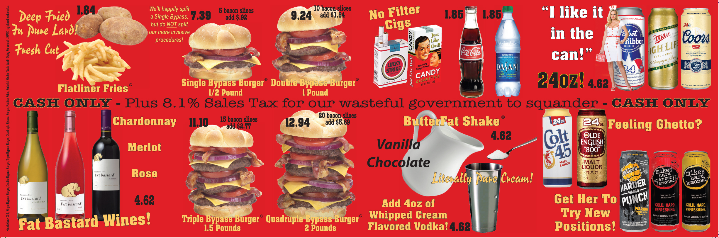 heart attack grill confessions of a former fat girl