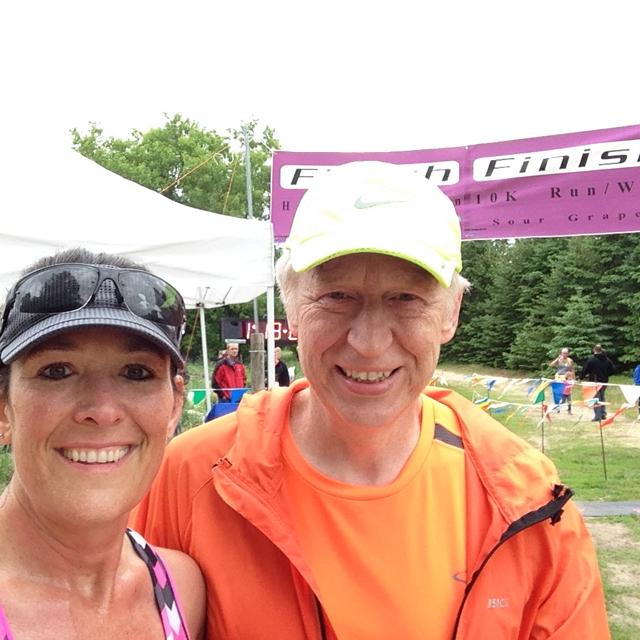 sour grapes trail race