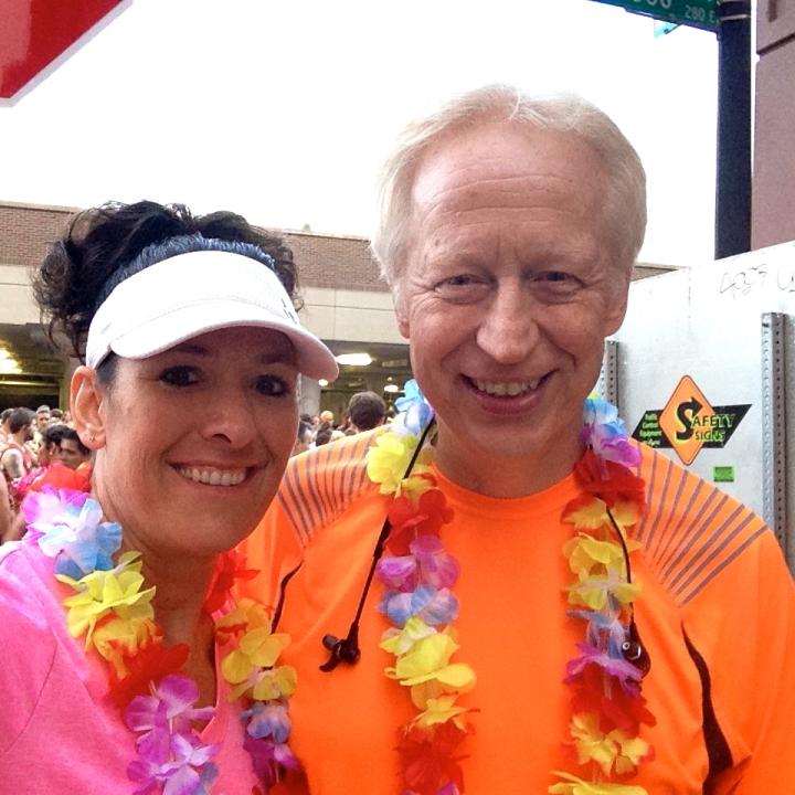 al and me before tiki run