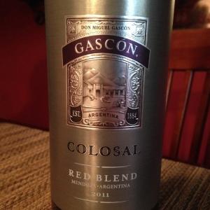 wine gascon