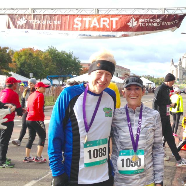finish line TC 10K