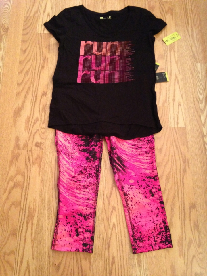 new running outfit