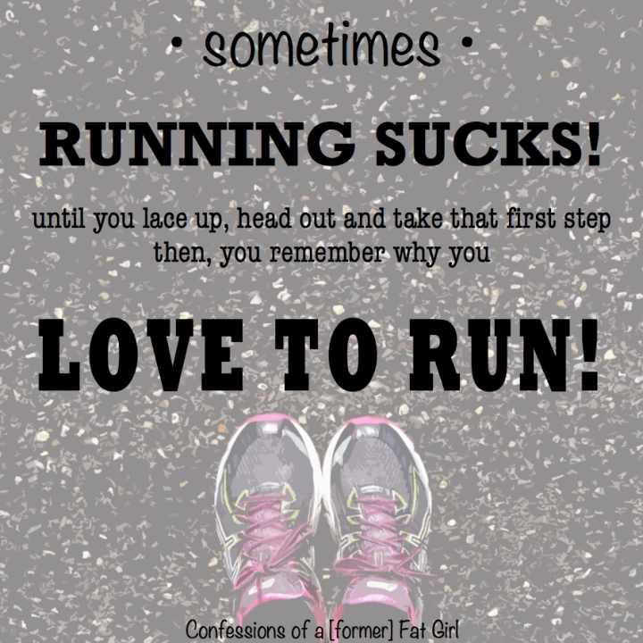 running sucks sometimes