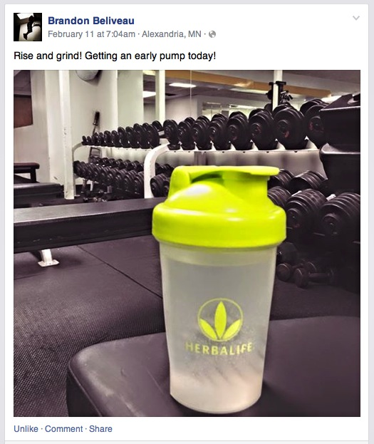 weights and herbalife