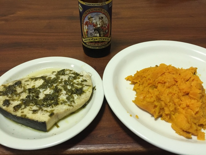 swordfish meal