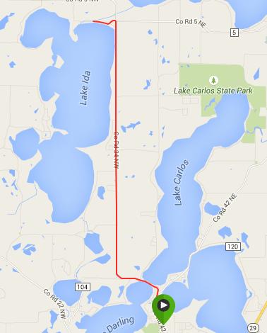 sat map route