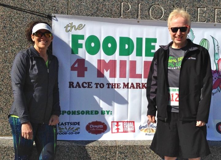 foodie four mile