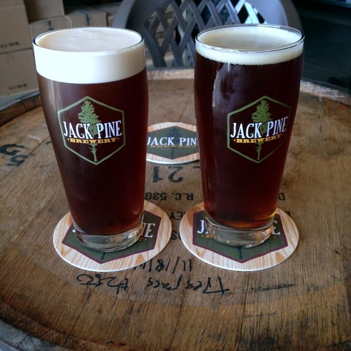jack pine beers