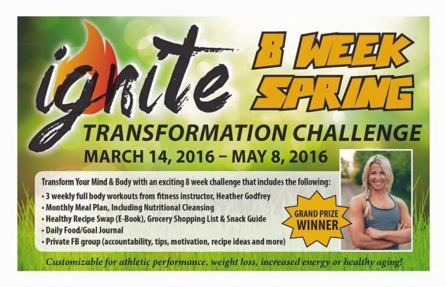 ignite challenge