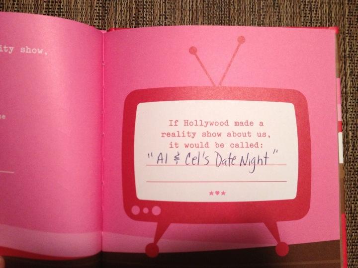 book date night